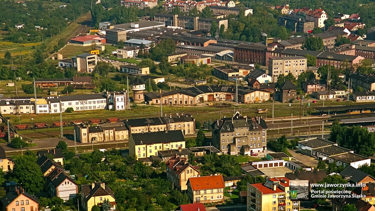Jaworzyna Śląska widok ogólny