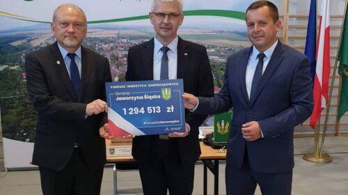 Inwestycje Jaworzyna Śląska