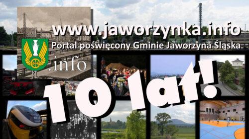 10 lat portalu jaworzynka.info Jaworzyna Śląska