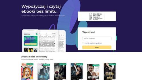 Legimi Biblioteka Publiczna w Jaworzynie Śląskiej