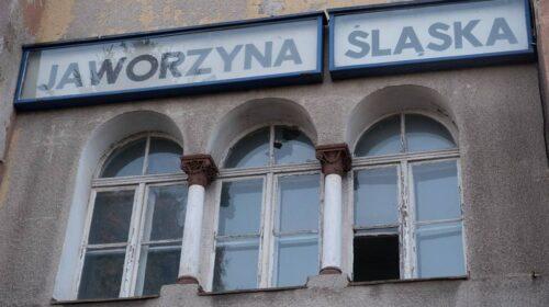 Stary dworzec Jaworzyna Śląska