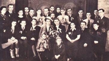 Ślub Jaworzyna Śląska 1948