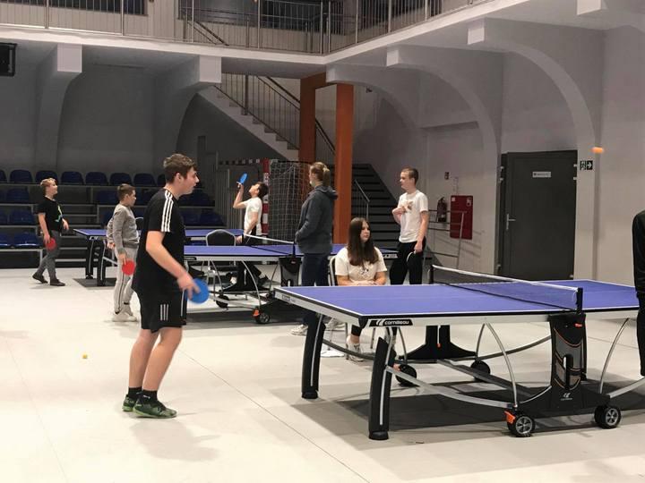 Turniej tenisa stołowego jaworzyna śląska