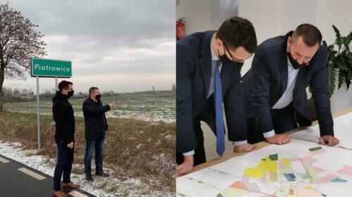 Scalanie gruntów Piotrowice Świdnickie