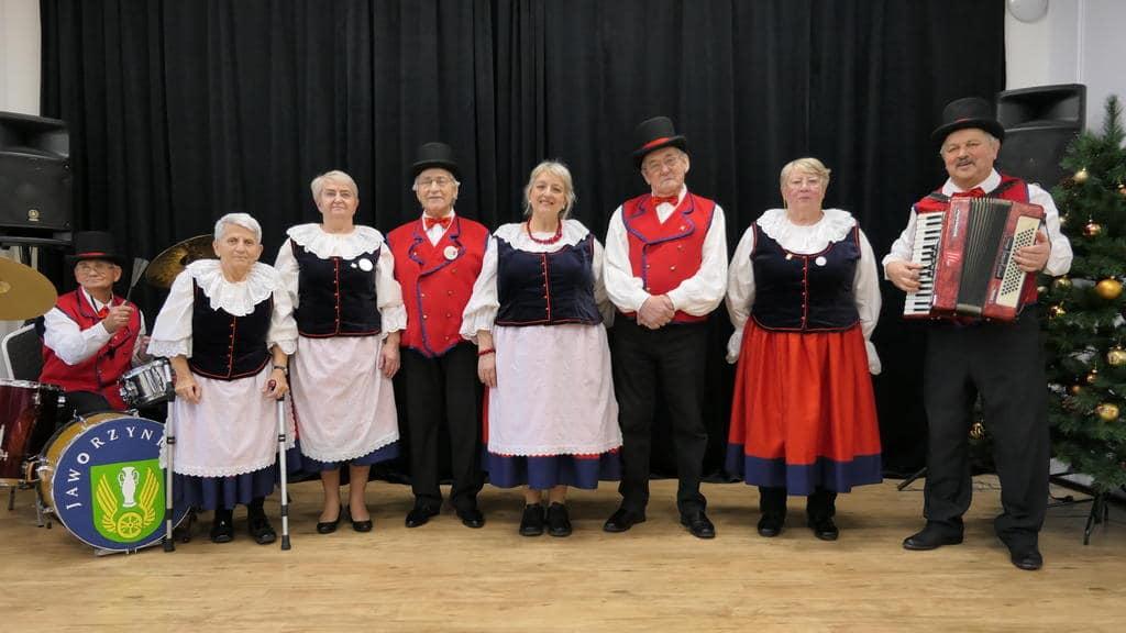 Zespół Jaworzynianie z Jaworzyny Śląskiej