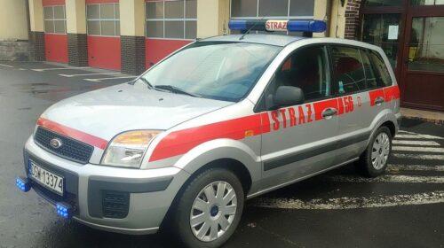 OSP Jaworzyna Śląska samochód
