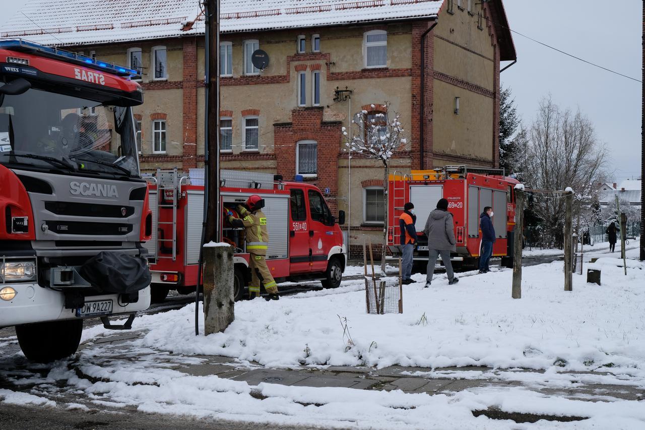 Jaworzyna Śląska interwencja LPR