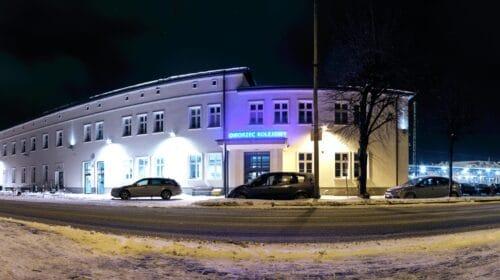 dworzec kolejowy w Jaworzynie Śląskiej