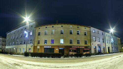 Jaworzyna Śląska ulica Wolności