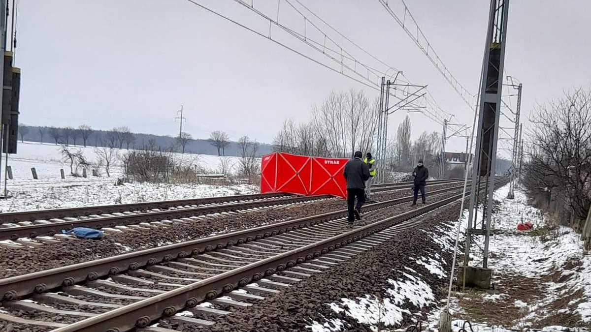 Wypadek przejazd Piotrowice Świdnickie
