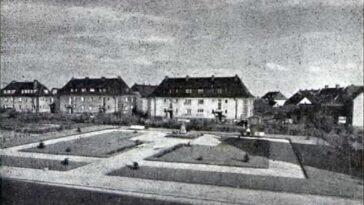 Franz Becker Platz w Königszelt, Jaworzyna Śląska