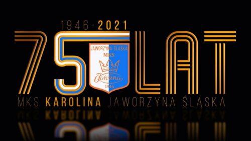 Turniej z okazji 75 lat MKS Karolina Jaworzyna Śląska logo