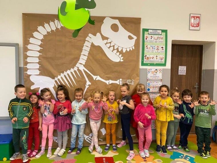 Dzień dinozaura Pastuchów