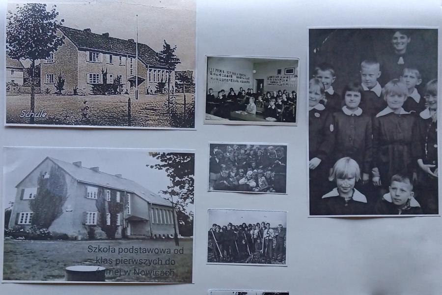 Wystawa Nowice wczoraj i dziś