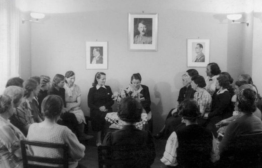 Spotkanie kobiet z NS — Frauenschaft
