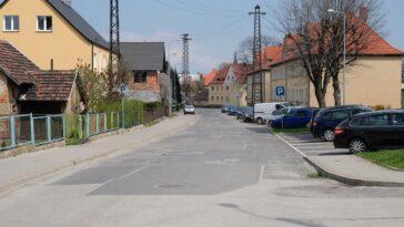 Ulica Tadeusza Kościuszki w Jaworzynie Śląskiej