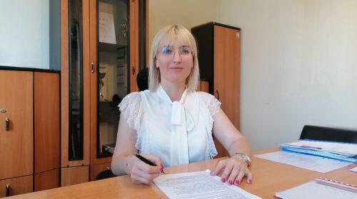 Justyna Chrebela Zastępca Burmistrza Jaworzyny Śląskiej